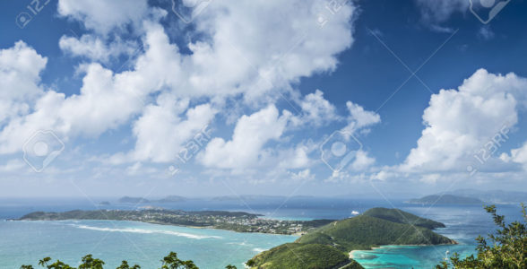 25274228-Virgin-Gorda-in-the-British-Virgin-Islands-of-the-Carribean--Stock-Photo