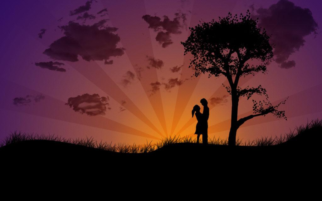 sunset_love