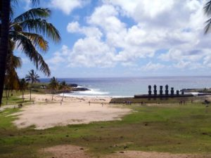 Pláž Rapa Nui