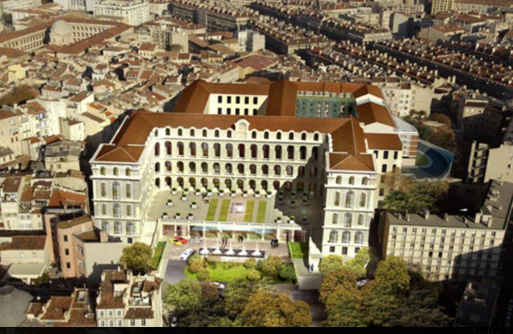 InterContinental Hotel Marseille